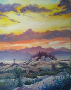 recently sold art, white sands, new mexico, art for sale