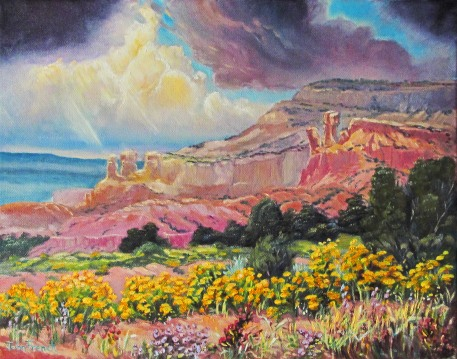 Ghost Ranch Chamisa